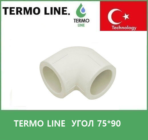 Termo Line угол 90*90