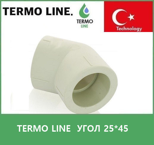 Termo Line угол 25*45