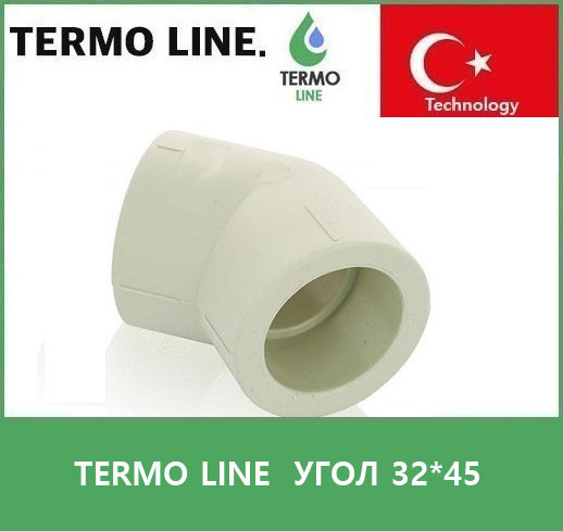 Termo Line угол 32*45