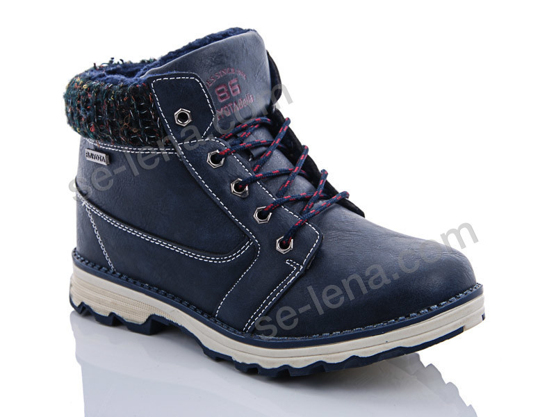 Ботинки женские №B 9817-2 (р.36-41).Опт.
