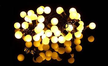 Новогодняя гирлянда, 50 светодиодов, 8,5 Метров, фото 3