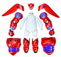 "Город Героев: Бэймакс (Big Hero 6 Armor-Up Baymax 6"" Action Figure)"