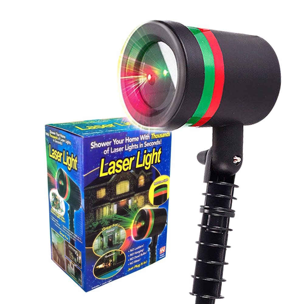 Лазерный звездный проектор Laser Light Slim 2