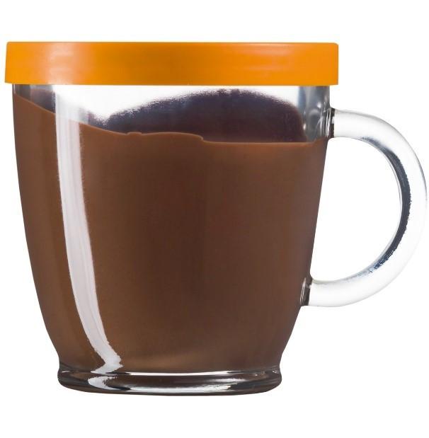 Паста Piacelli, крем какао та горіх, 300г + горнятко, 6шт/ящ