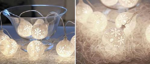 Новогодние гирлянды, 15 LED, 3 Метра , фото 2