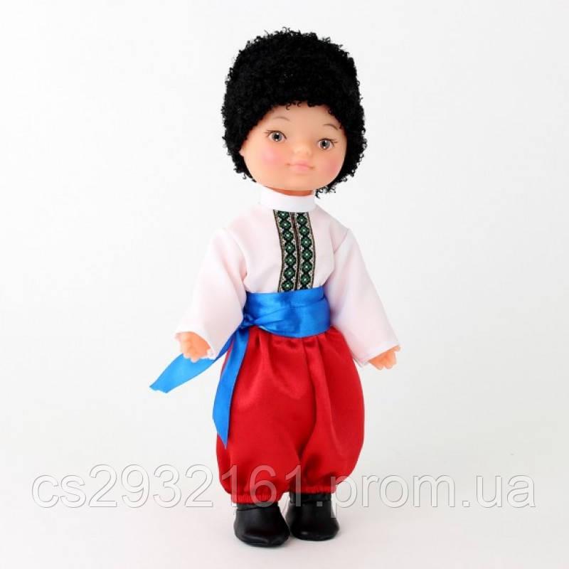 """Кукла """"Українець простий наряд"""" в коробке   ЧУДИСАМ"""
