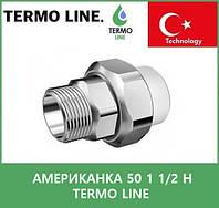 Американка 50 1 1/2 н Termo Line, фото 1