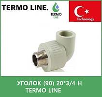 Уголок (90) 20*3/4 н Termo Line