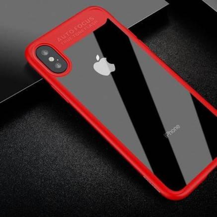 "TPU чехол Baseus Suthin Case для Apple iPhone X (5.8"") / XS (5.8""), фото 2"