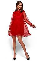 Платье с завышенной талией Парма