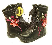 Детская зимняя обувь (термоботинки, ботинки, сапоги)