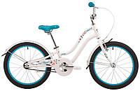 "Велосипед 20"" Pride Angel белый 2019, фото 1"