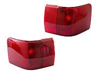 Фонари поворотники задние Audi 80 B3 B4 малиновые красные ауди