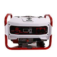 Генератор бензиновый WEIMA WM2500B (2,5 кВт, 1 фаза, ручной старт), фото 1