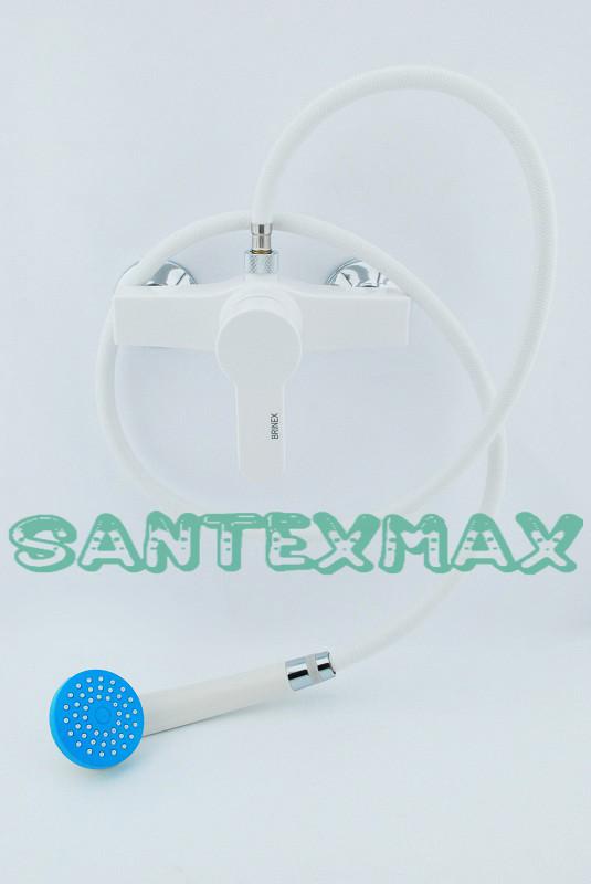 Смеситель для душа из термопластичного пластика SW Brinex 010-2 W