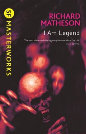 Книга I Am Legend, фото 2