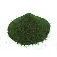 Пигмент краситель для садовых дорожек зелёный, фото 1