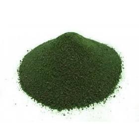 Пігмент барвник для садових доріжок зелений