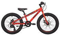 Велосипед 20'' Pride ROCCO 2.1 красный 2019, фото 1