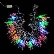 "Новогодняя гирлянда ""Кристалл"" 28 LED, 5 M, фото 3"
