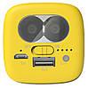 Портативна колонка Puridea i2 Bluetooth Speaker Yellow, фото 3