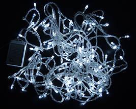 Новогодняя гирлянда 500 LED, 34M, Прозрачная проволока, фото 2