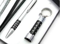 Ручка с фонариком набор (17х9х2 см)