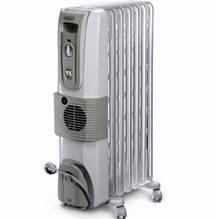 Масляный радиатор DELONGHI HOR KH770720V 2000W