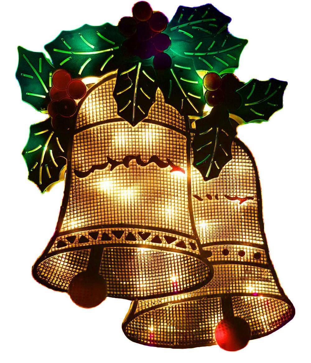 """Новогодняя гирлянда """"Колокольчики"""" 35 Светодиодов"""