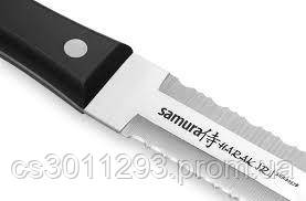 "Нож для замороженных продуктов и хлеба 185 мм SAMURA ""HARAKIRI"" , фото 2"