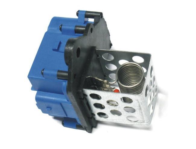 Реостат резистор вентилятора 9662240180 Peugeot 307 308 5008