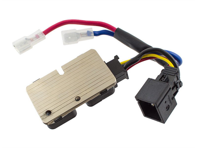 Реостат печки резистор 1408218351 Mercedes W210 W140 мерседес