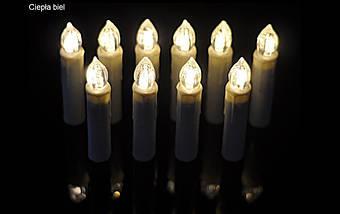 "Новогодняя подсветка ""Свеча"" 32 LED , фото 2"