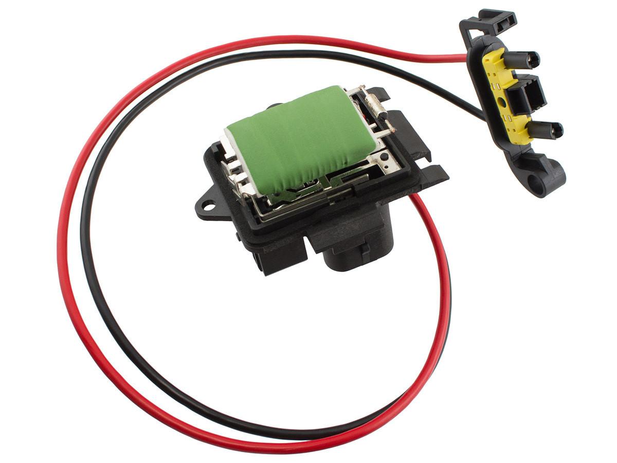 Реостат печки резистор Trafic Vivaro 01-14 трафик виваро