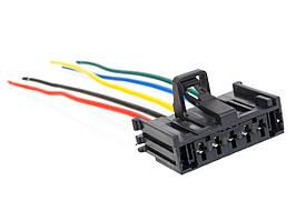 Разъем провода резистора реостата 77364061 Doblo Ducato Nemo Qubo Bipper Linea Corsa