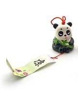 "Колокольчик керамический ""панда"" (31х5,5х5 см)"
