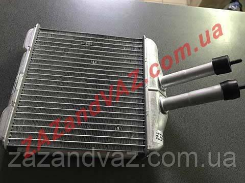 Радиатор отопителя печки Нубира Nubira Автозаз заводской алюминиевый TF69Y0-612036-01