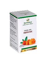 Герон-вит «Щитолек» таб №60 Профилактика и лечение заболеваний щитовидной железы