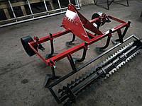 """Культиватор тракторный сплошной обработки """"Ярило STARmet 2.0"""" с зубчатым катком (ширина обработки 1.7 м)"""