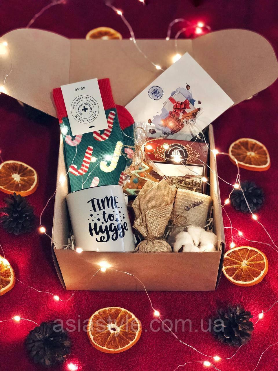 Подарунковий набір Міні, Hygge secret box mini, Май