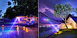 Лазерный проектор STAR SHOWER 8в1 три цвета СУПЕР, фото 2
