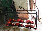 """Косилка роторная КР-06 """"ШИП"""" для мототрактора (под гидроцилиндр без ремня), фото 8"""