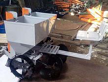 """Картоплесаджалка дворядна ТМ """"ШИП"""" тракторна з сидінням (160 л)"""