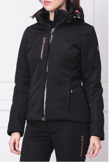 Горнолыжный комплект Emporio Armani EA7  Ski W SET куртка+жилет+штаны