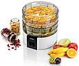 Сушилка для овощей и фруктов ZELMER FD1001, фото 4