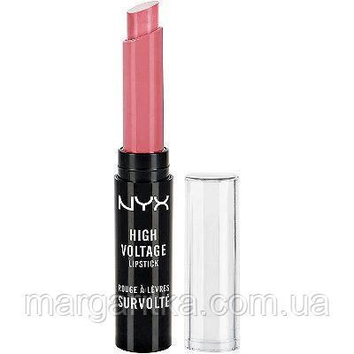 Помада для губ NYX Professional Makeup High Voltage Lipstick (Копия)Никс