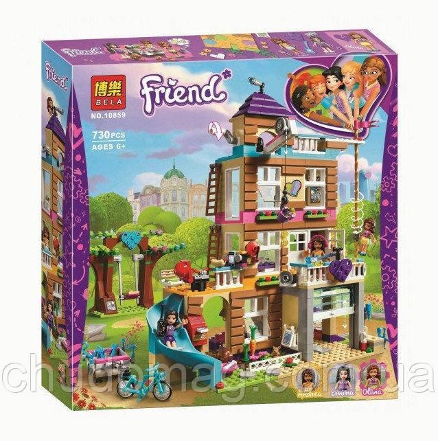 Купить аналог лего дом дружбы