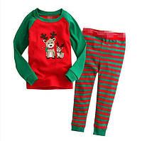 Пижамка детская новогодняя