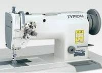 Двухигольная машина челночного стежка Typical GC6220B
