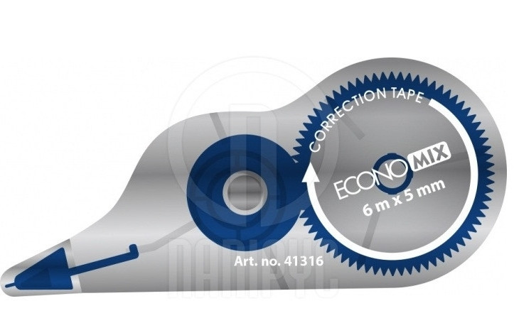 Корректор-ленточный Economix, 5мм * 6м